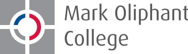 Mark Oliphant College logo
