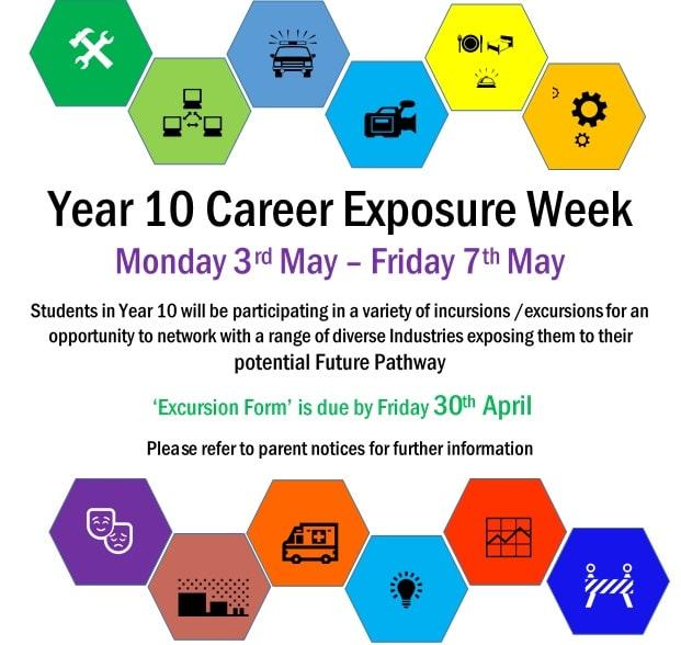 Year 10 Careers Week